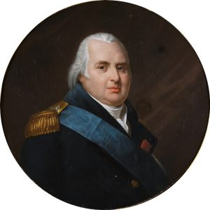 Portrait de Louis XVIII