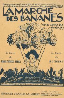 marche des bananes